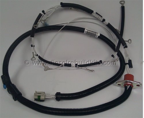 HARNESS_S60 injector wiring harness, detroit diesel series 60 engine diesel detroit 60 series injector wire harness at nearapp.co